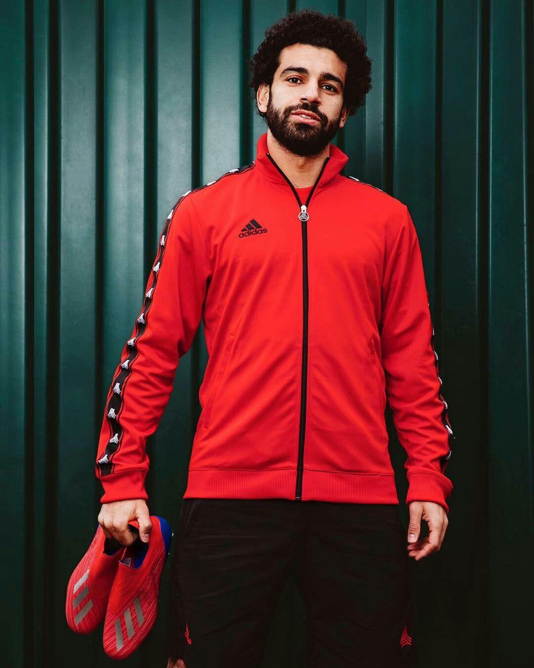 1a959aefa66f MoMo🔴 #Adidas | S A L A H | Mohamed salah, Mo salah, Peyton meyer