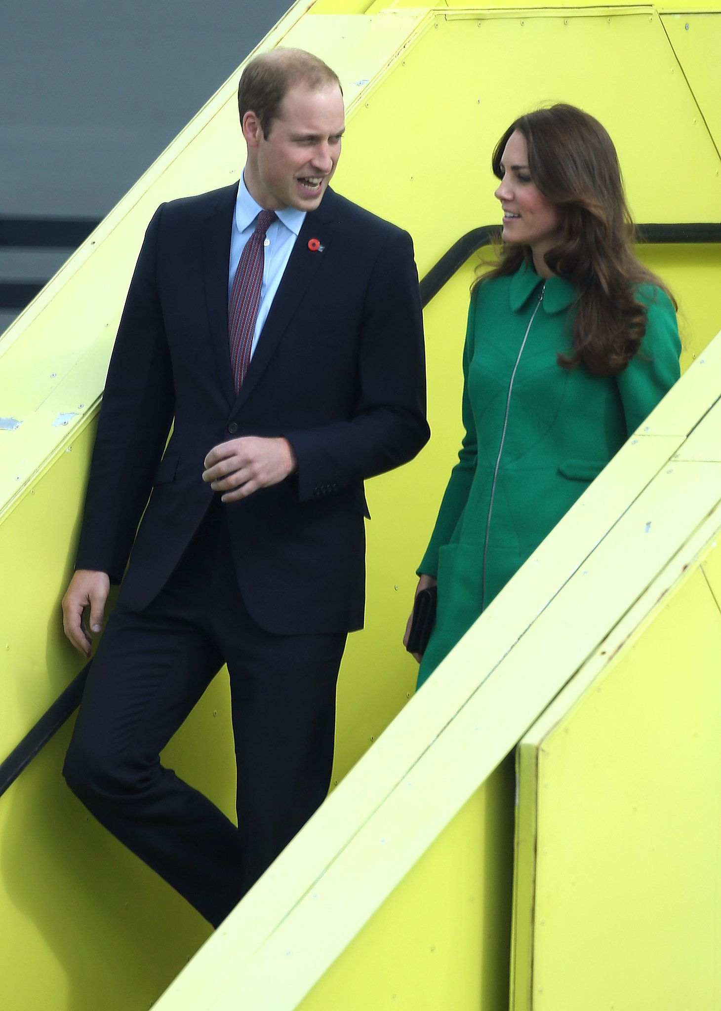 The Royals Share the Look of Love Before Solo Outings