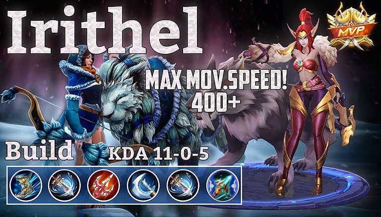 Item Mobile Legends Build Irithel Terbaik Versi 2020 Di 2020 Game Tahu Main Game