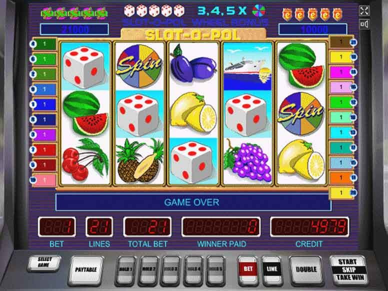 Игровые автоматы - slot machines слотигровые автоматы играть бесплатно онлайн