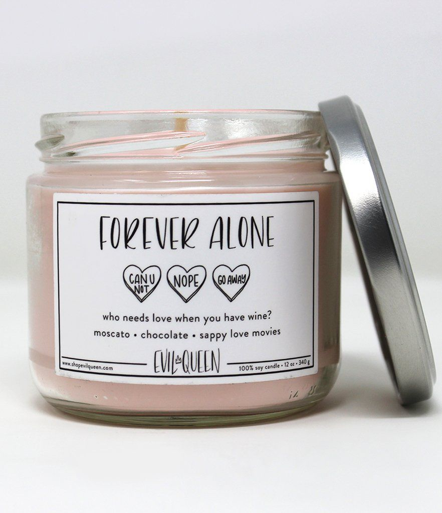 funny valentine candles