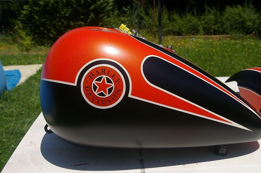 peinture moto aerographe harley road king pau agen auch harley davidson pinterest peinture. Black Bedroom Furniture Sets. Home Design Ideas
