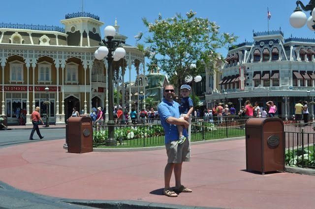 New Fantasyland at Orlando's Magic Kingdom in Walt Disney World