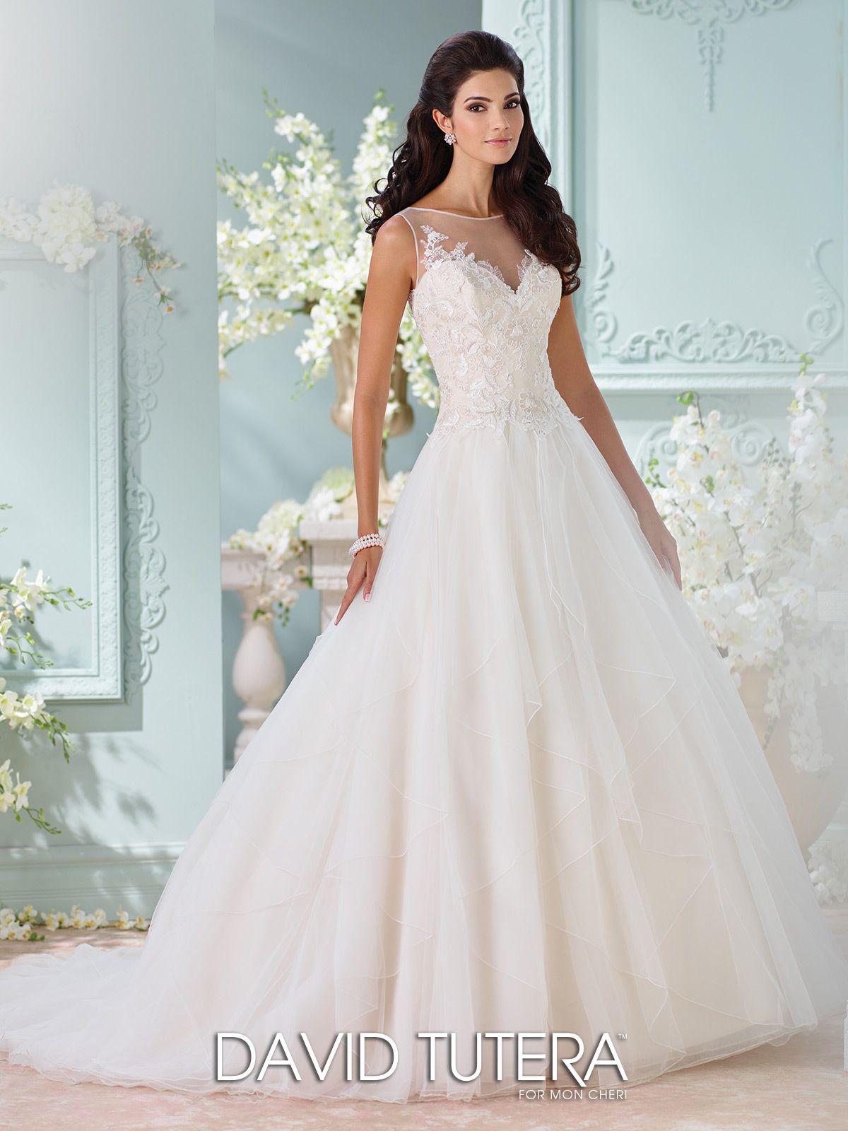Unique Wedding Dresses Spring 2019 Martin Thornburg David Tutera Wedding Dresses Sleeveless Wedding Gown Davids Bridal Wedding Dresses