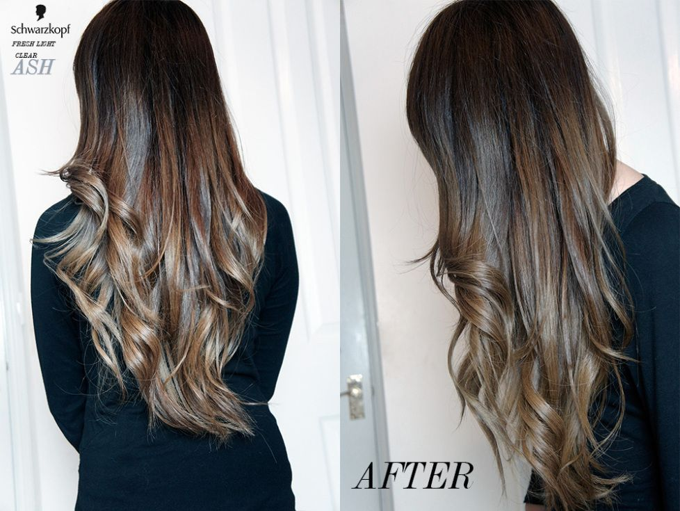 Fresh Light Clear Ash Review Before And After Hair
