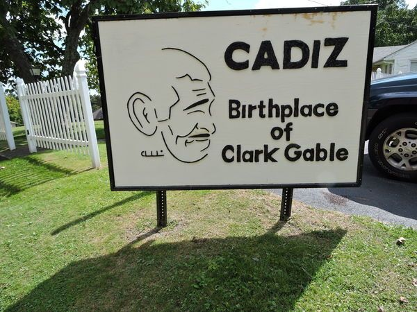 Tiny Cadiz, Ohio, celebrates famous son Clark Gable, 75th anniversary of 'Gone With the Wind' | cleveland.com