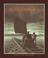 book cover of The Mysteries of Harris Burdick