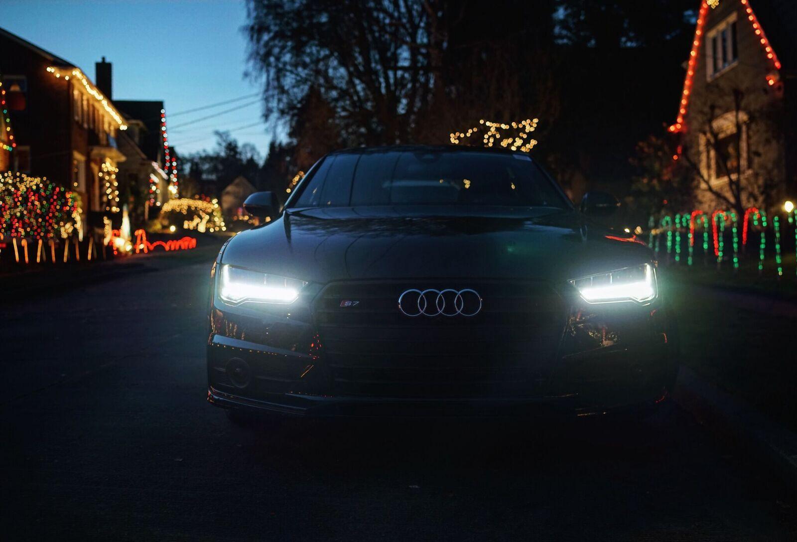 Candy Cane Lane Seattle, WA Audi Audi Seattle