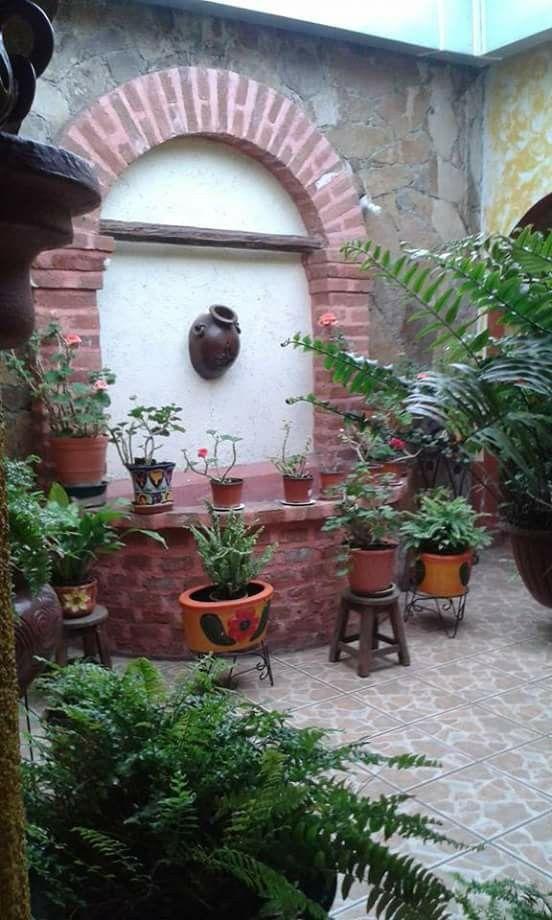 #jardines bellos