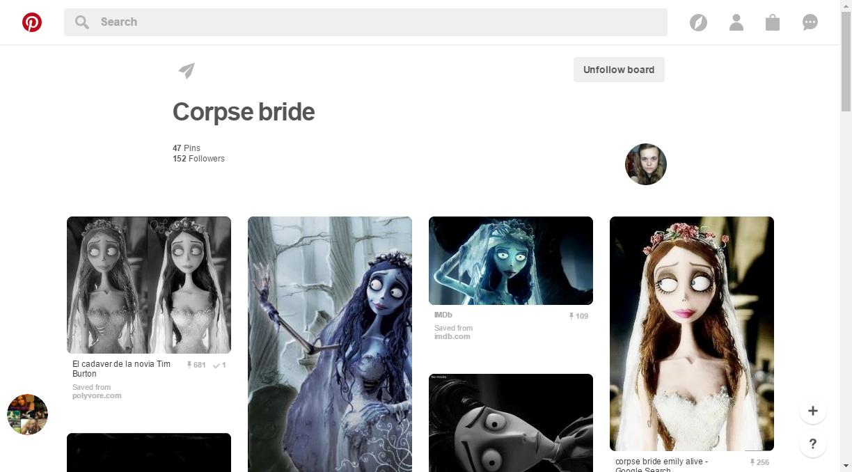 Pinterest • The world\'s catalog of ideas | Corpse Bride | Pinterest ...