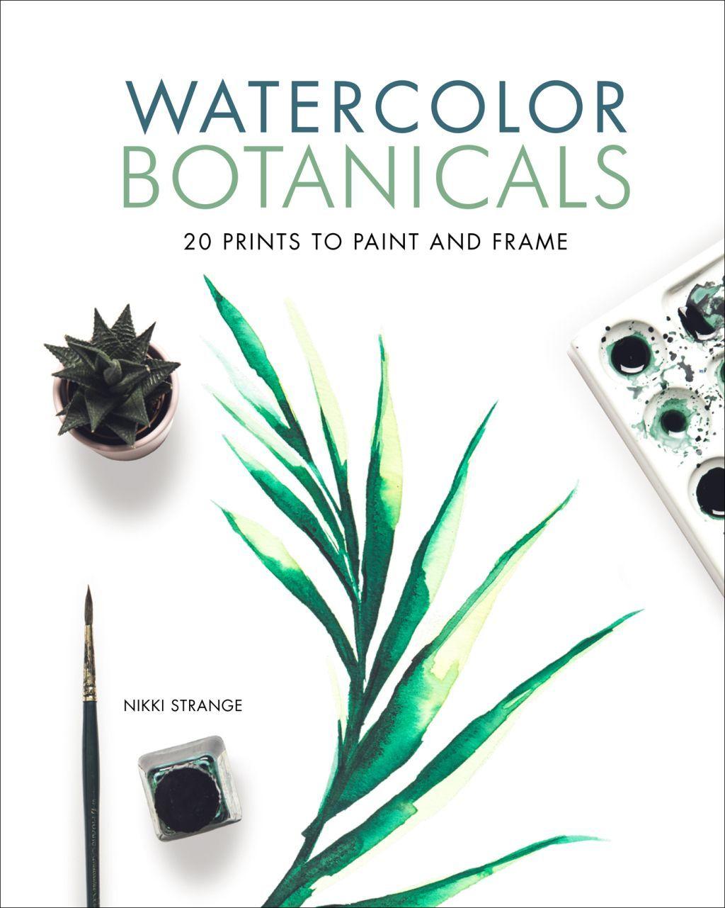 Watercolor Illustration Watercolor Botanicals Watercolor Art