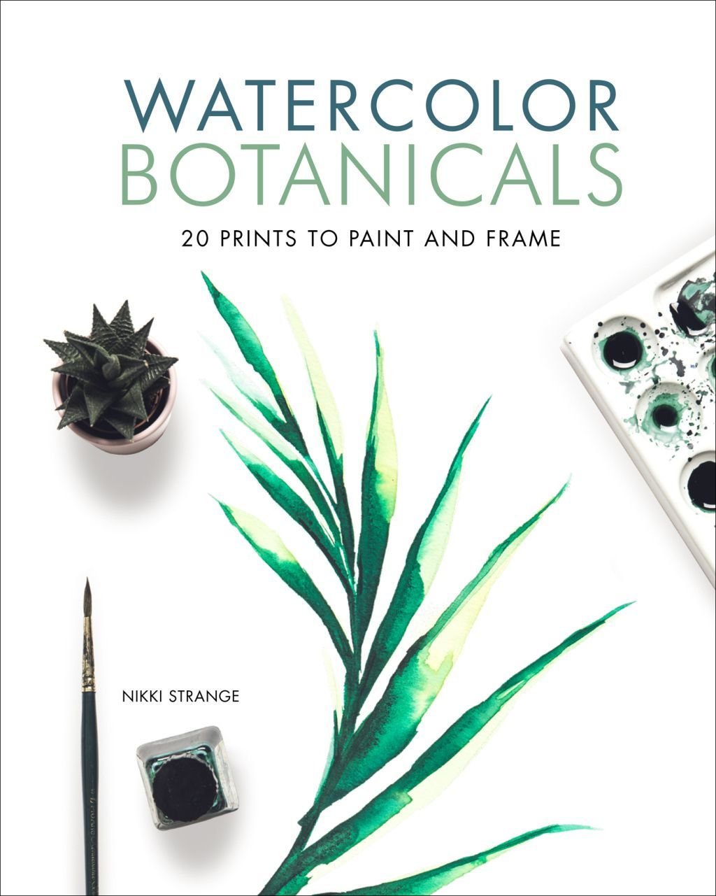 Watercolor Botanicals Ebook In 2020 Watercolor Plants Plant