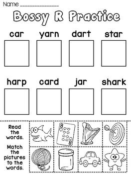 Free R Controlled Vowel Worksheets Free Worksheets Library ...