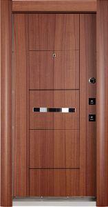 Steel Security Door Plans 19