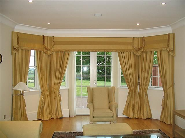 The Best Curtains For Reception Rooms