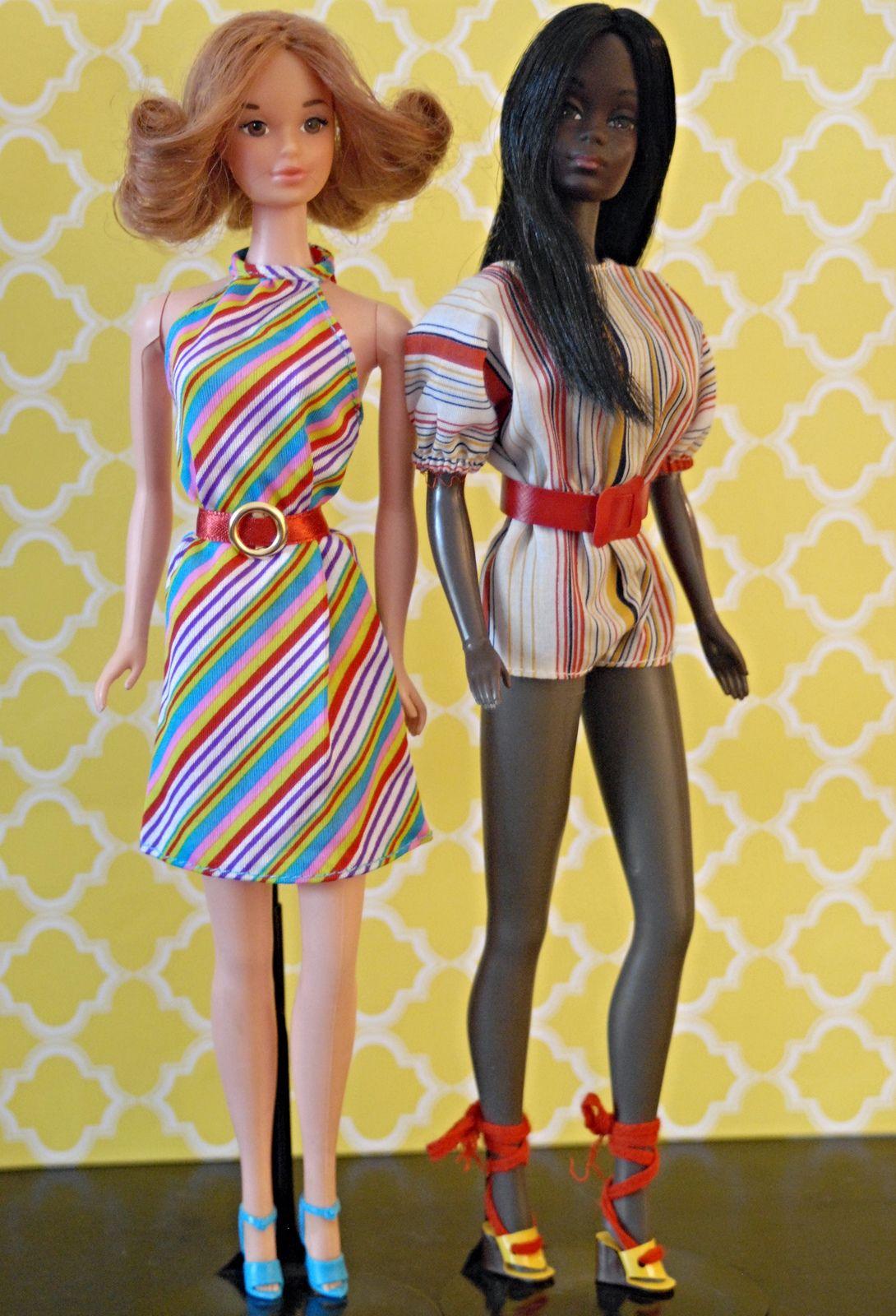 Quick Curl Barbie and Sensational Malibu Christie | by RomitaGirl67