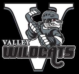 1986, Valley Wildcats (Berwick, Nova Scotia) Div: Eastlink South, Kings Mutual Century Centre #ValleyWildcats #BerwickNovaScotia #MHL #Canada (L10485)