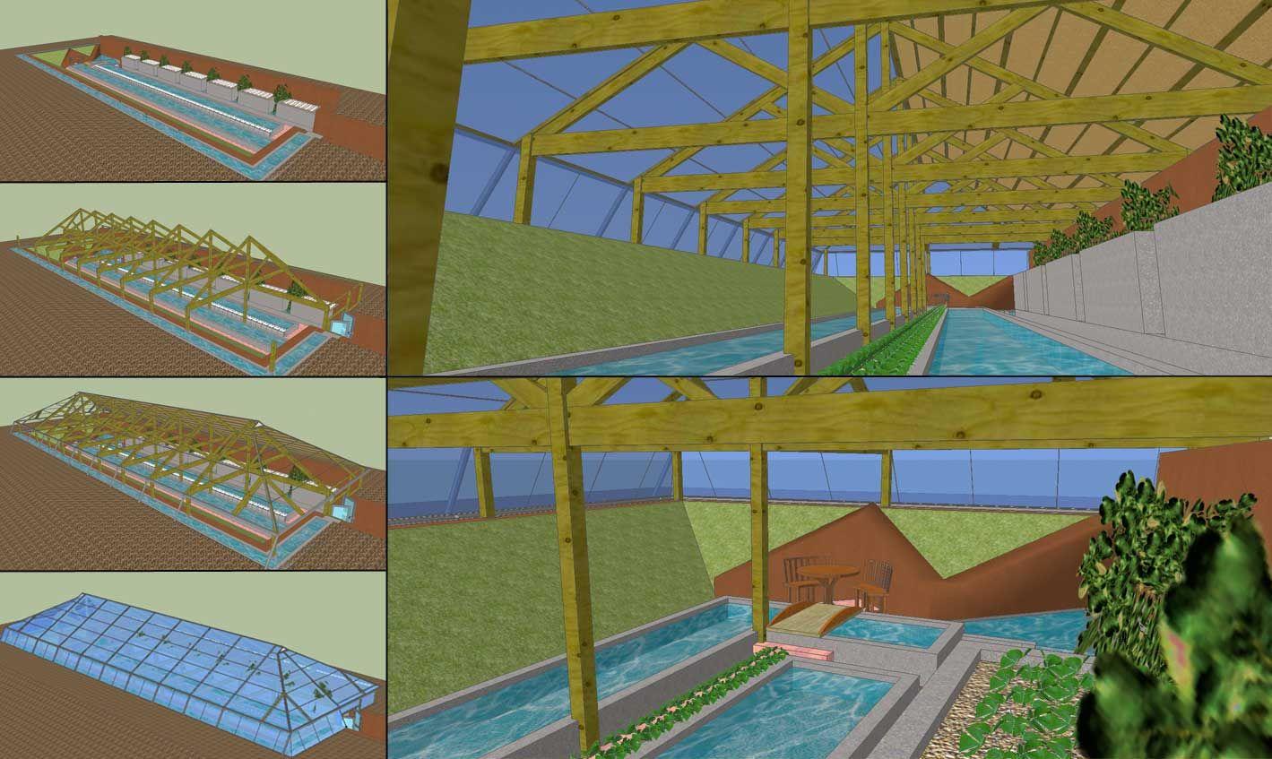 walipini greenhouse plans plans greenhouse building eco