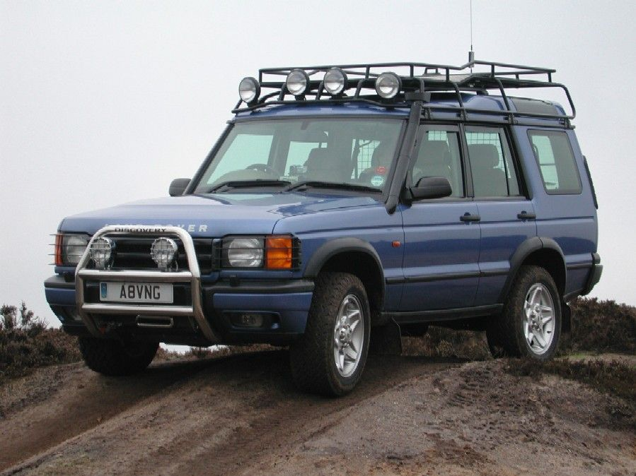Safety Devices Expedition Roof Rack | Land Rover ...