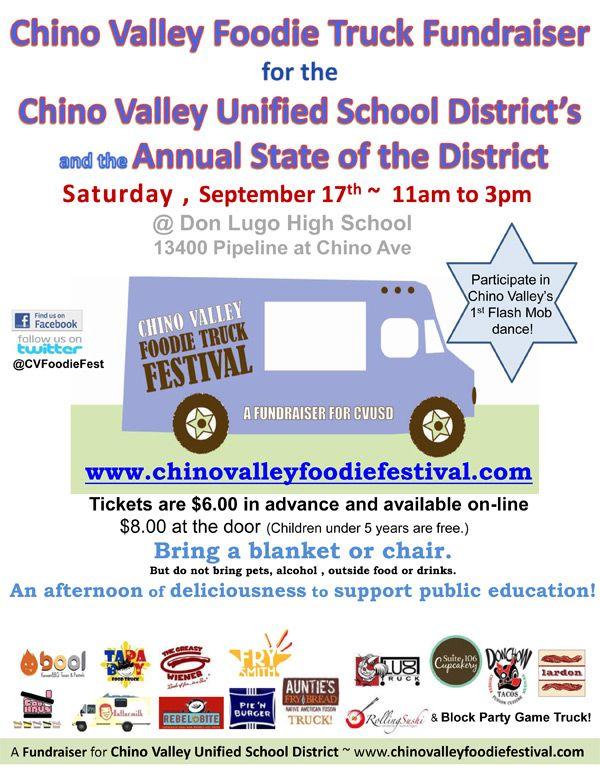 School District Foodie Festival