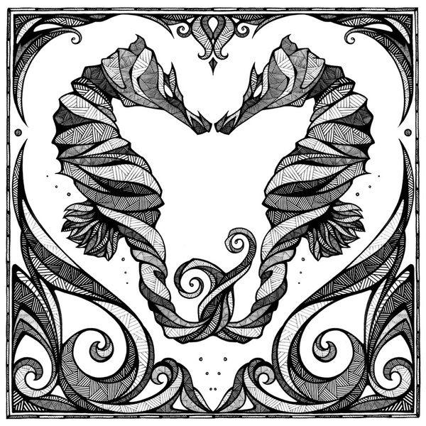 Seahorses Art, Seahorse art, Art prints