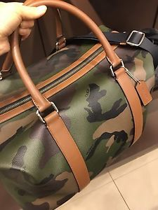 c9475f9af NWT-Coach-Mens-Explorer-Voyager-Camouflage-travel-duffle-bag-55035-MSRP-595