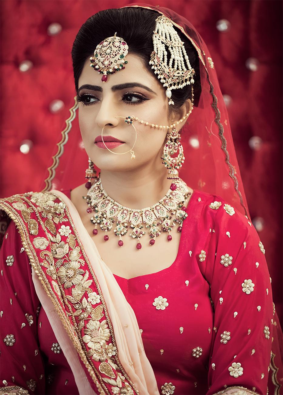 Pin on Sikh bride