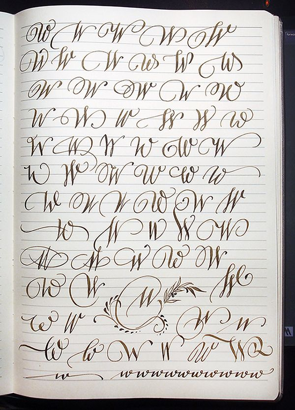Capital Letters On Behance
