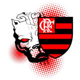 b5e7bc567fb336 Estampa para camiseta Flamengo 000391   C. R. F.   Time do flamengo ...