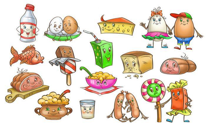 картинки веселые продукты белгороде водитель