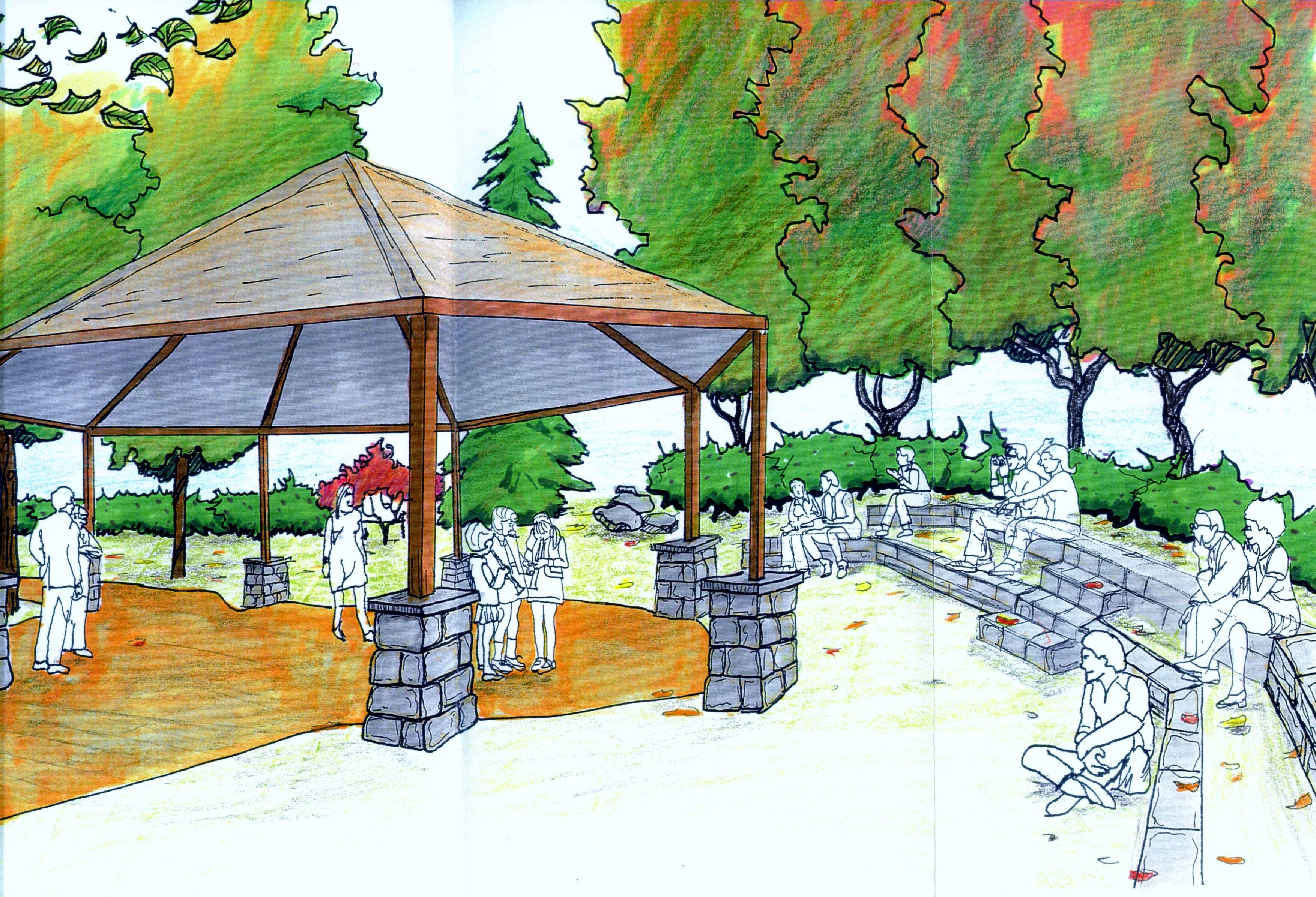 Public Park The M Group Landscape Design Build Site Planning Landscape Design Building Design Site Plan