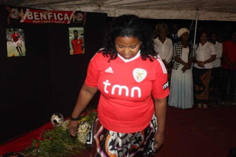 Eusébio: Homenagem na Mafalala