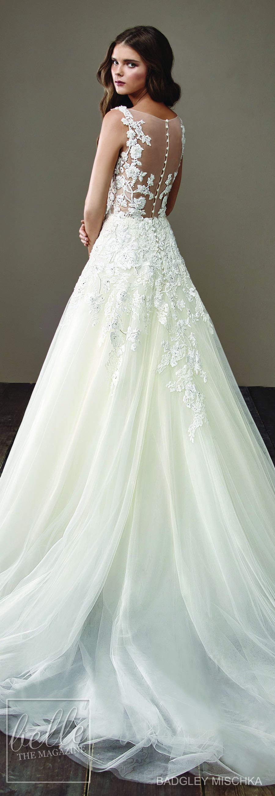 Badgley mischka wedding dress  Wedding Dresses by Badgley Mischka Bride  Collection  Badgley