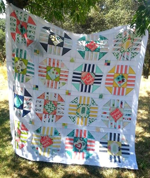 Thank you so much for sharing my quilting journey with me this year!     I thought I would do a little show and tell... looking back at the...