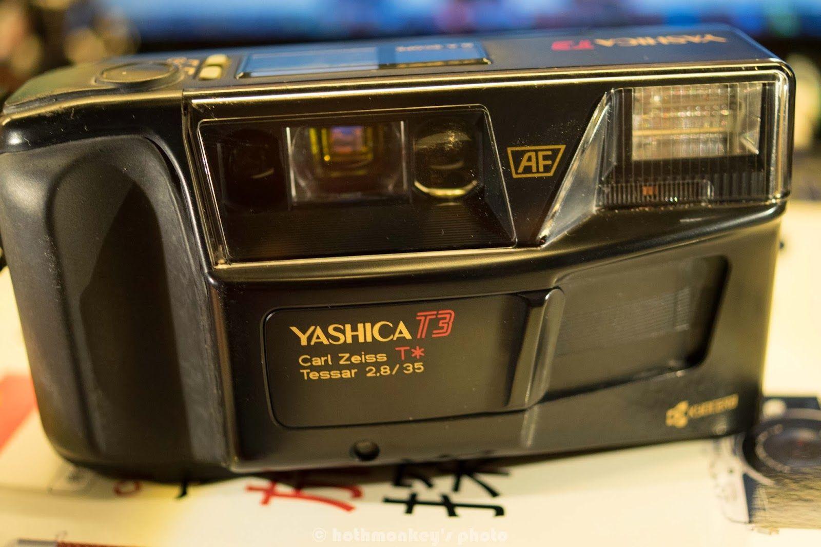 hOtHmOnKeY的菲林機: (37) Yashica T3