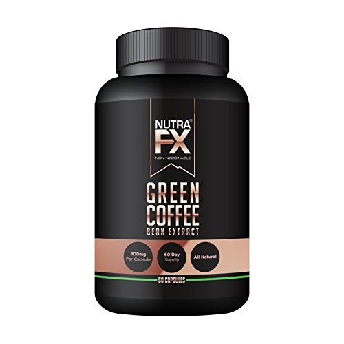 NUTRAFX Pure Green Coffee Bean Extract Pills with GCA  All Natural Weight Loss Support  Quality Green Coffee Bean Extract  Natural Appetite Suppressant  Energy Booster  60 Capsules >>> Read more  at the image link.Note:It is affiliate link to Amazon.
