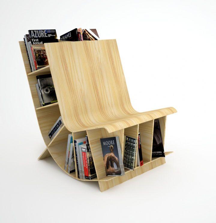 35 bibliothèques créatives qui vous redonneront envie d\u0027avoir des - Meuble Bibliotheque Maison Du Monde