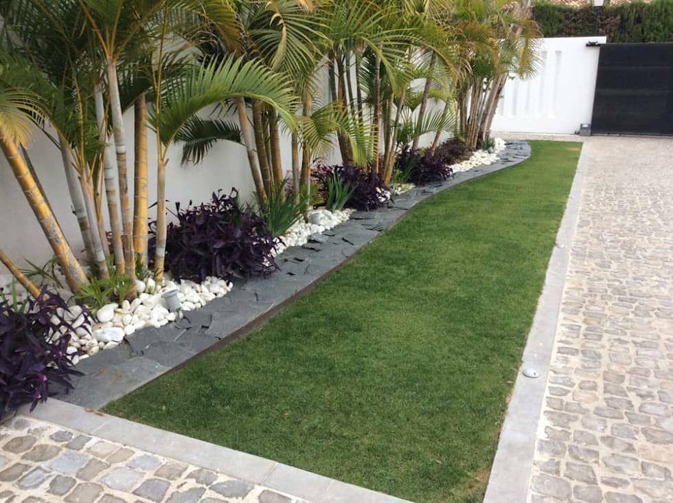 Immagini Di Giardini Moderni : Giardino in stile di beatrice perlac adarve jardines nel