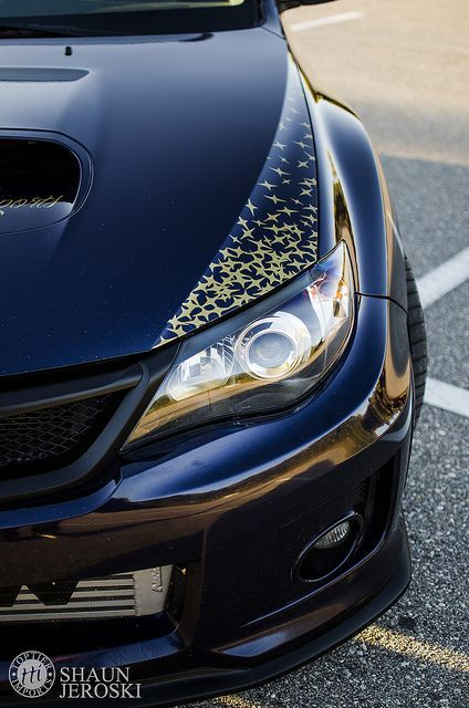 Subaru wrx on flickr