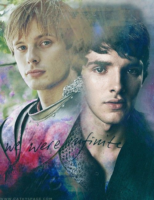 Merlin, Arthur. Love the colors used in this.