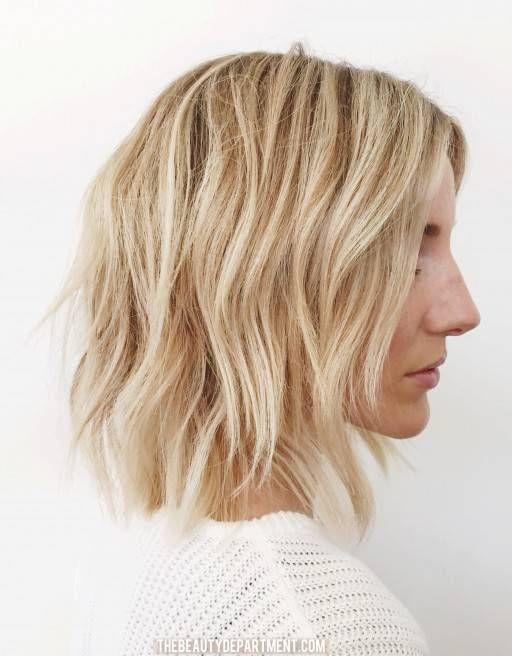 The Hair Flick Trick Hair Styles Medium Bob Hairstyles Medium Length Hair Styles