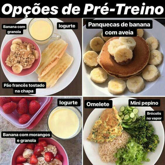 Photo of Pré treino