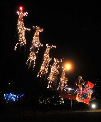 Best Savannah Christmas Lights Christmas Light Displays Christmas Display Christmas Lights
