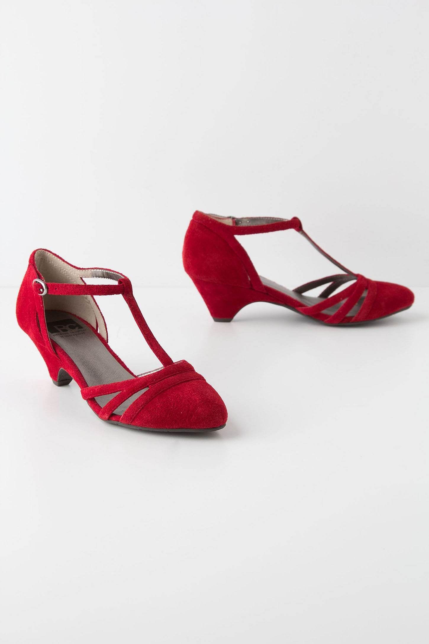 T Strap Kitten Heels in 2018    My Style   Pinterest  2018  scarpe, Heels   e0a315