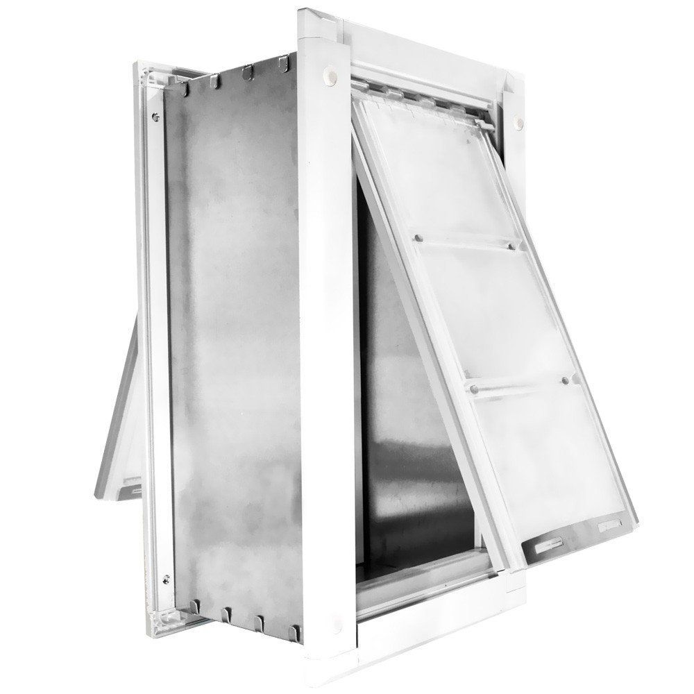 Genial Amazon.com : Endura Flap Pet Door Patio Pacific Endura Flap Large Wall  Mount,