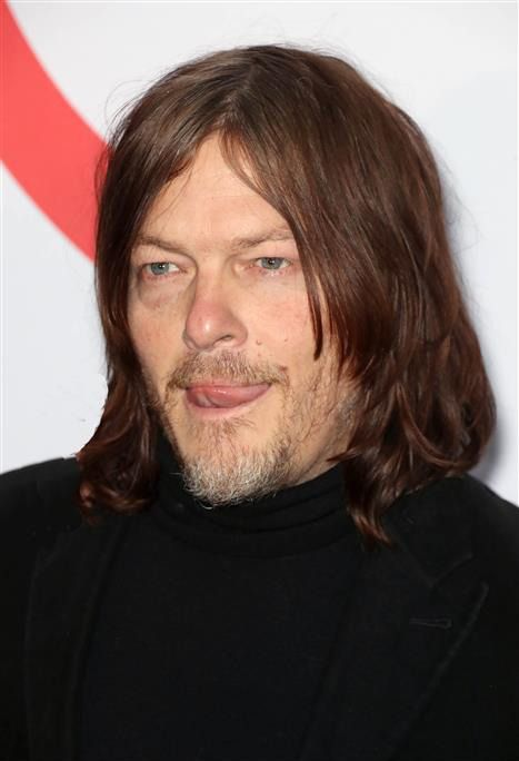 Nyc March 29 2018 Norman Reedus Style Pinterest Norman Reedus