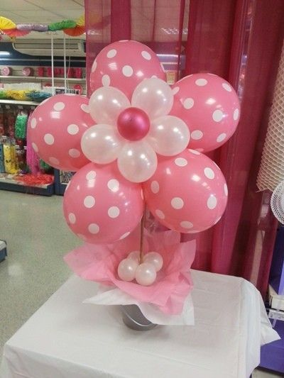 Decoración con globos (flores) · Balloon ArrangementsBalloon ... : balloon flower decoration ideas - www.pureclipart.com