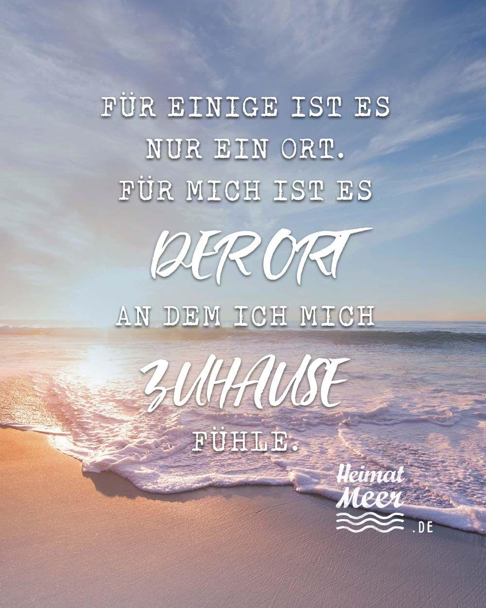 Für einige nur ein Ort. Für mich DER ORT🙏Mee(h)r für alle, die das Meer lieben>>