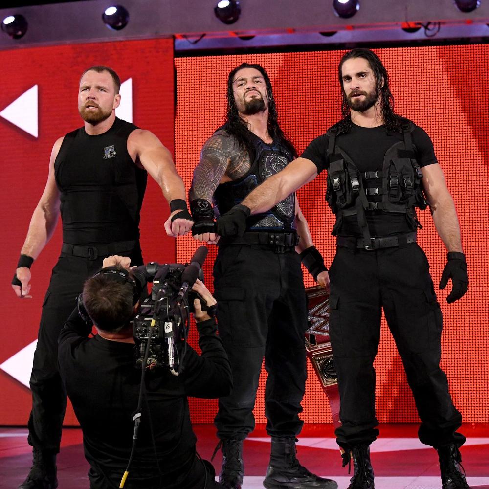 Wwe On Twitter Believe In The Shield Raw Https T Co Shlfdbhssz Twitter In 2021 Wwe Raw Shield