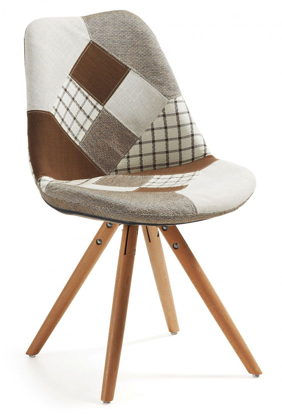 Larsson Patchwork Chair Natural | Furniture to finish our house ...